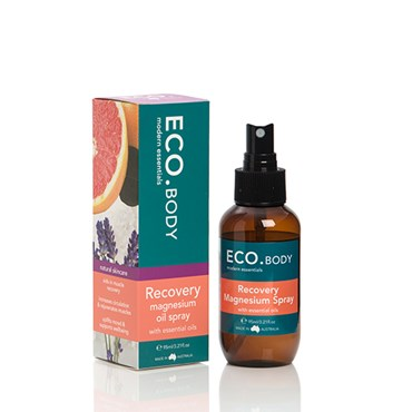 Image of   Eco. magnesium olie spray 95 ml