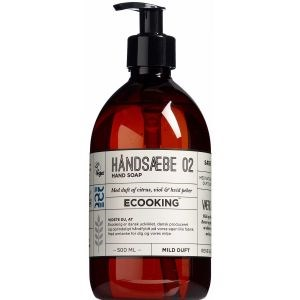 Image of   Ecooking håndsæbe 02 500 ml
