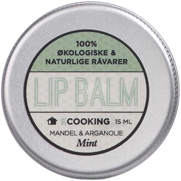 Image of   Ecooking Lip Balm Mint 15 ml