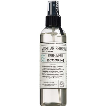 Image of   Ecooking micellar water 200 ml