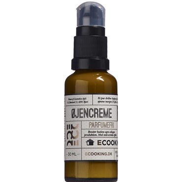 Image of   Ecooking Øjencreme 30 ml