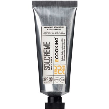 Image of   Ecooking Solcreme SPF30 50 ml