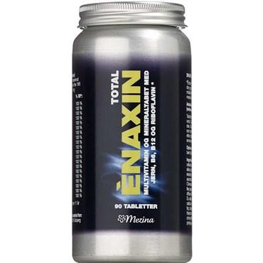 Billede af Énaxin Tabletter med vitaminer og mineraler Kosttilskud 90 stk