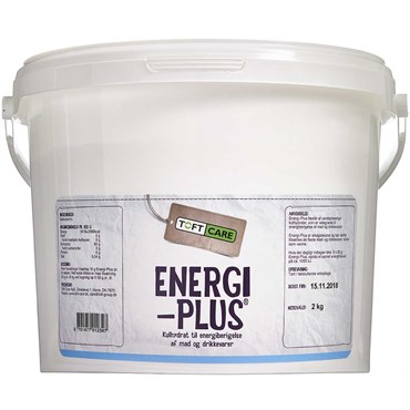 Image of   Energi Plus pulver 2 kg