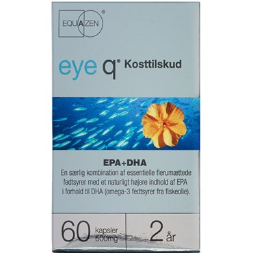 Image of   eye q kapsler 60 stk