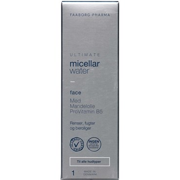 Image of   Faaborg ultimate micellar 150 ml