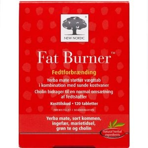 Image of   Fat Burner tabletter 120 stk