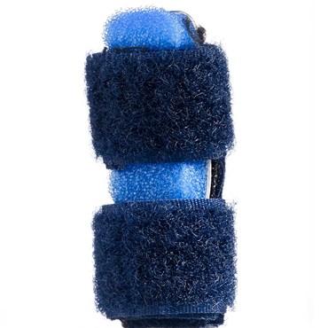 Image of   Fingersplint karstam skum med velcro 52 mm 1 stk