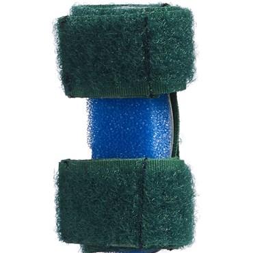 Image of   Fingersplint karstam skum med velcro 56 mm 1 stk