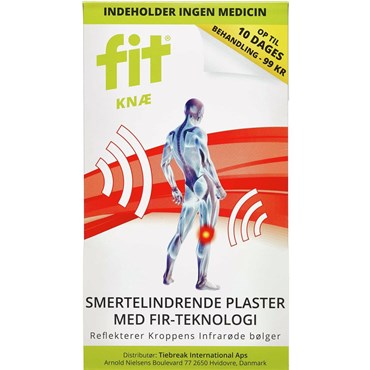 Image of   Fit knæ plaster 2 stk