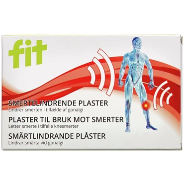 Image of   Fit knæ plaster 8 stk
