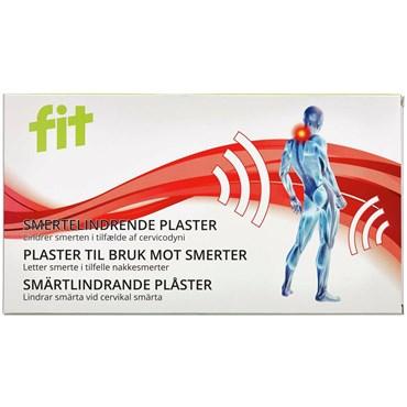 Image of   Fit ryg/nakke plaster 8 stk