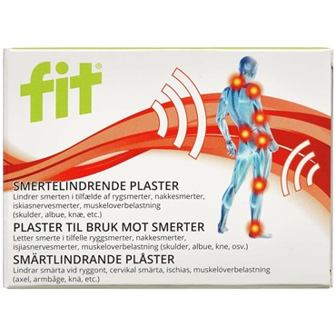Image of   Fit universal plaster 10 stk
