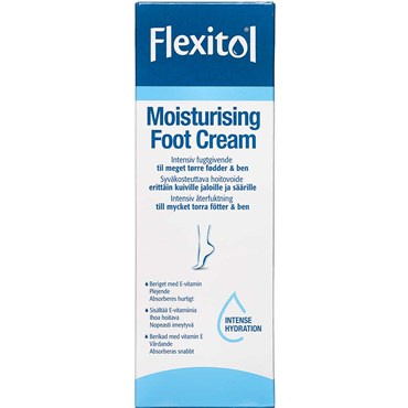 Image of   Flexitol Foot Cream 85 g