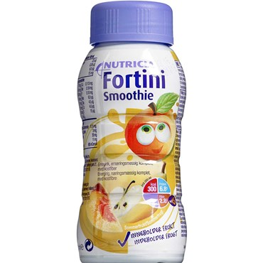 Fortini Smoothie Sommerfrugt 200 ml thumbnail