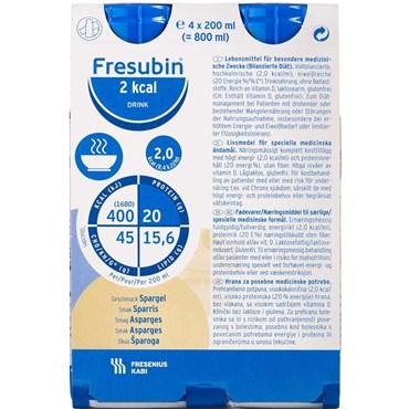 Image of   Fresubin 2 kcal drink asparges 1 stk