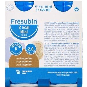 Billede af Fresubin 2 Kcal Drink Cappuccino 4 x 125 ml