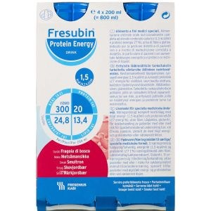 Image of   Fresubin pro.energy skovjordb 4 x 200 ml