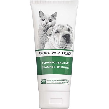 Frontline shampoo sensitive 200 ml thumbnail