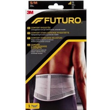 Image of   Futuro Rygbandage small/medium 1 stk