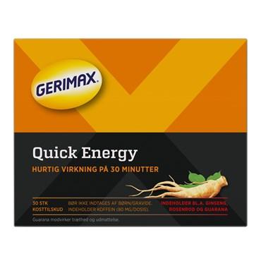 Gerimax instant energy tabl 30 stk thumbnail