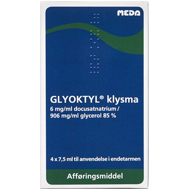 Image of   Glyoktyl 30 ml Klysma