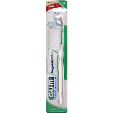 Image of   GUM Original White tandbørste blød 1 stk