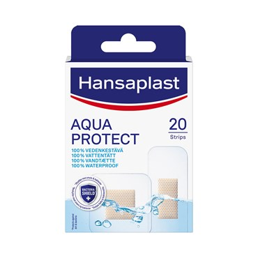 Image of   Hansaplast Aqua Protect 20 strips