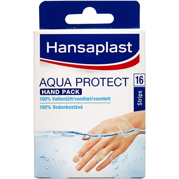 Image of   Hansaplast Aqua Protect Special for Hands 16 stk