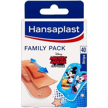 Hansaplast family pack ass 1 stk thumbnail