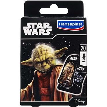 Image of   Hansaplast star wars plaster 20 stk
