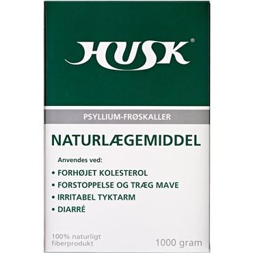 Image of   HUSK Psyllium-frøskaller 1000 g