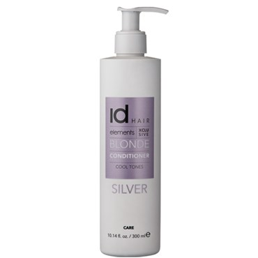 Image of   IdHAIR Elements Xclusive Blonde Silver Conditioner 300 ml