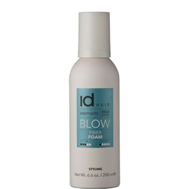 Image of   IdHAIR Elements Xclusive Fiber Foam 200 ml