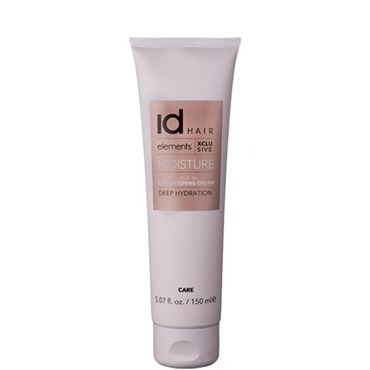 Image of   IdHAIR Elements Xclusive Moist Leave-In Conditioner Cream 150 ml