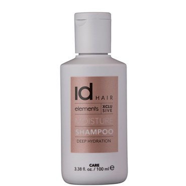 Image of   IdHAIR Elements Xclusive Moisture Shampoo 100 ml