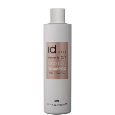 Image of   IdHAIR Elements Xclusive Moisture Shampoo 300 ml