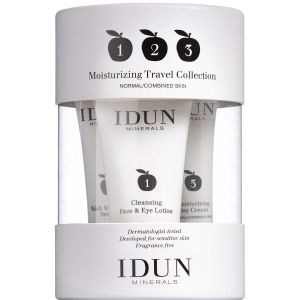 IDUN Skincare travel set 30 ml thumbnail