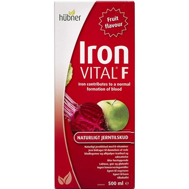 Image of   Iron Vital F 500 ml