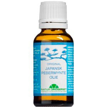 Image of   Japansk Pebermynteolie 20 ml