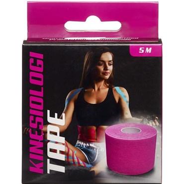 Jasper Kinesiologi Tape Pink 5 cm x 5 m 1 stk thumbnail