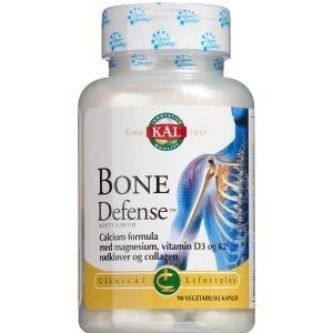 Kal bone defense kaps 90 stk thumbnail