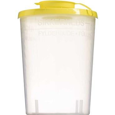 Image of   Kanylebeholder 2,0 liter UN Godkendt 1 stk