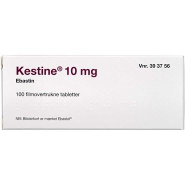 Kestine 100 stk Filmovertrukne tabletter thumbnail