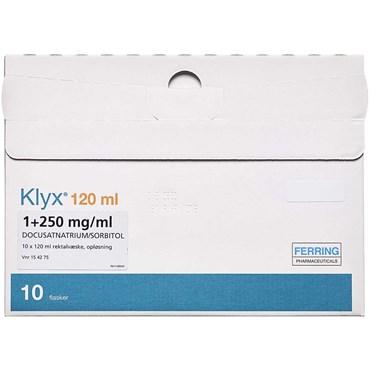 Image of   Klyx 1200 ml Rektalvæske, opløsning