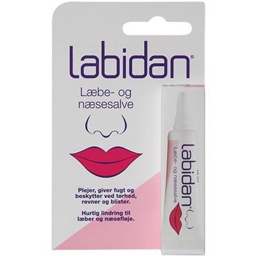 Image of   Labidan læbe- og næsesalve 10 ml