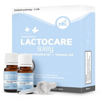 Lactocare Baby (2-pak)