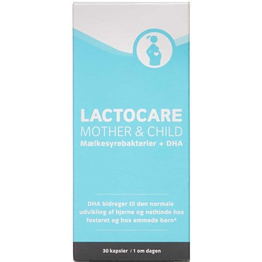 Lactocare mother and child tab