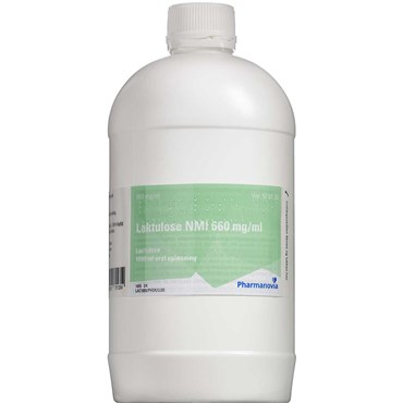 "Image of   Laktulose ""NMI"" 1000 ml Oral opløsning"