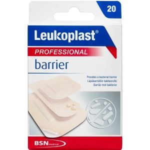 Image of   Leukoplast barrier plaster 20 stk